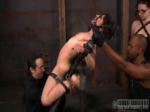 Punishment for babe&#039_s nipples