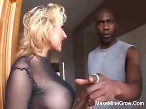 Dark-colored Hair Girl Screwed By A fat pecker And even Love Facial