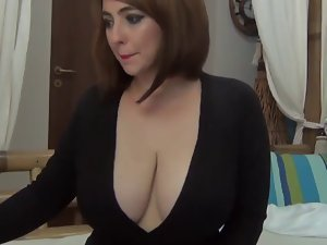 SaschaGreen's Cleavage in Black