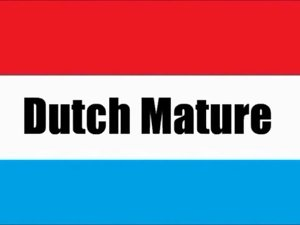 Dutch Attractive mature 013