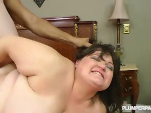 Big Tit Cute bbw Bille Austin is Pulled Over and Grinded By Cop