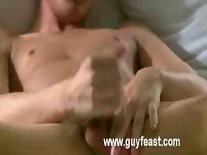 Angel&#039_s been in a pair videos with other boys, but this time it&#039_s just his tempting