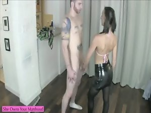 Engaged to a Ballbusting Tease Part 3