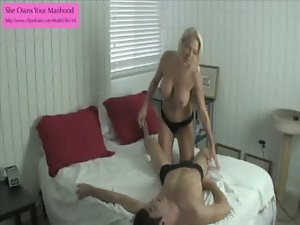 Breaking Alluring Boyfriend&rsquo_s Balls Part 1