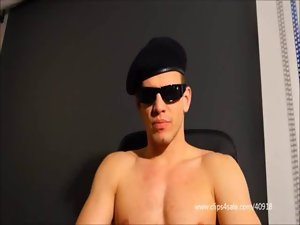 ARROGANT SOLDIER SPITS ON YOU - 067