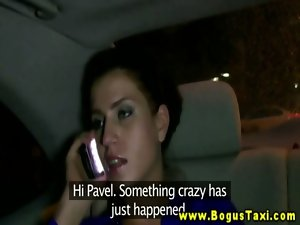 Euro amateur strokes off taxi driver