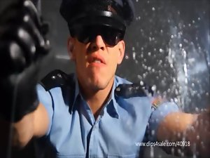 ANOTHER COP SPITS ON YOU - 066