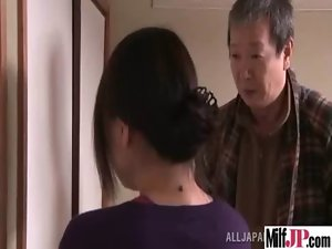 Lewd Sexual Raunchy Seductive japanese Mum Get Screwed On Tape vid-32