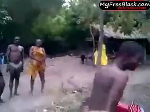 Group Fuck in Africa