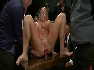 Student and filthy professor punished