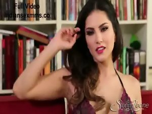 Angelic Sunny Leone In Erotic Baby-doll Lewd Video