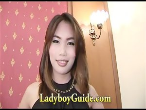 True Love Rock Brutal Thai Ladyboy