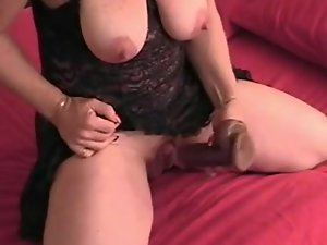 Saggy Knockers and Sensual Clit BVR