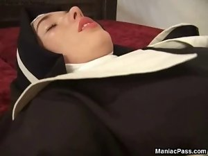 Sinful nun confession screwing