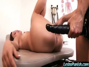 Nympho Lez Filthy Lassie Get Punish With Rubber toy And Adult sexual objects vid-02