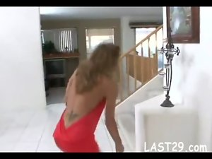 Sensual Married woman Seduces Her Man