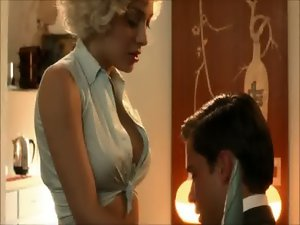 Elena Satine Magic City Sex Episodes Compilation (HD)