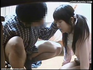 Jap Schoolgirl Oral Sex Tutorial