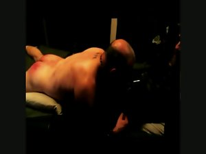 Bear Slave punished and Thorat Banged HARD!!