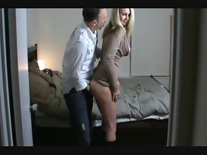 Couple Banging So Attractive Screwed AT A PARTY