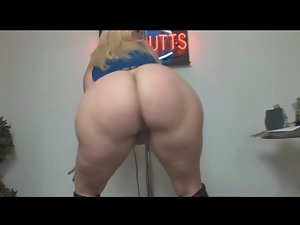 Monica PAWG Naughty butt