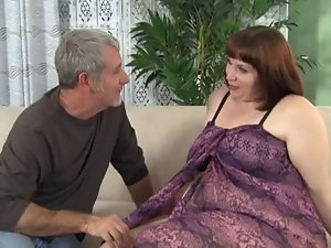 Obese new to town getting drilled