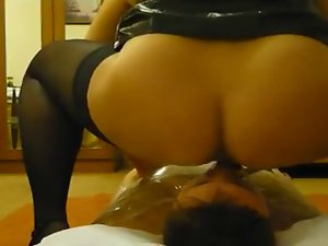 Sensual russian Amateur Mistress #3