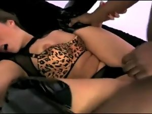 sexual mommy thigh high boots BBC