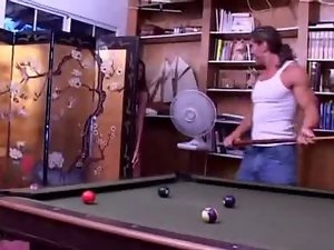 I like Billard Games