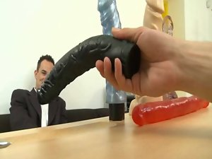 Anal-plug for hawt stud