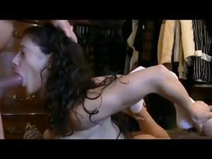 Submissive dirty wife will fuck as ordered part 77