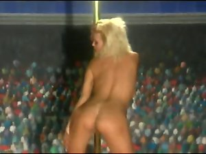 Filthy Body - Beverly Hills Bare Cheerleader Contest Part 1