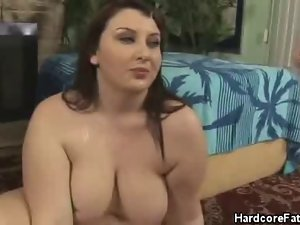 Gangbanged Cute bbw Jane Showered With Jizz