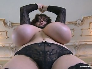 Milena Czech Breasts