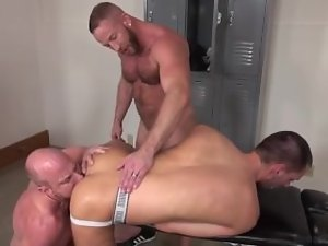 raw fuck trio