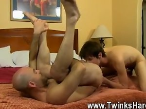 Bare men Timo Garrett receives Adam Russo to a bad part of town to meet up
