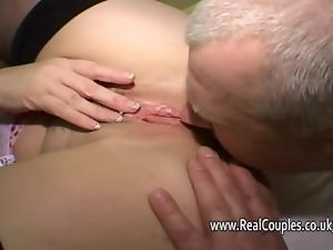 Oral enjoyment to her cunt and stunning anal