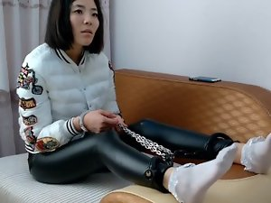 NorthEase Chinese Actress Bondage 02 lusty maid