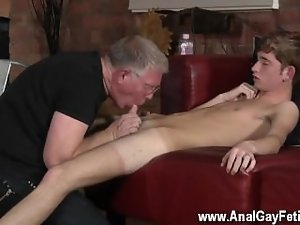 Amazing twinks The young men mild culo is entirely d as the sir uses a riding