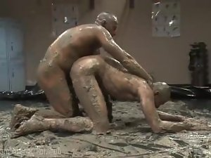 Mud Wrestling Bondage Backdoor