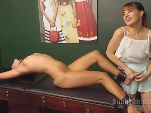 SubbyGirls - The Most Ticklish Girlie In The World