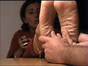 Valarie Foot Worship