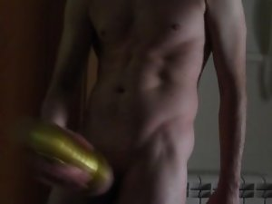 Cumming Rough with a Fleshlight