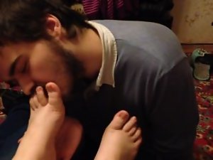 Big beautiful woman Tanya Mellow Feet Fondled