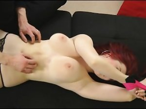 Sexual Jess Tickled On Her Sensual Feet & Body Part 2