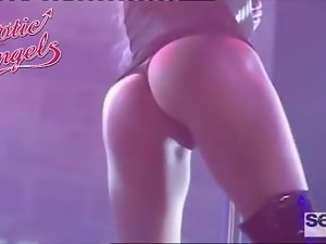 Stripper Hussy Nun (Exotic Angels - Sexpo)