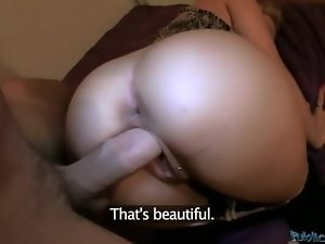 Angela - Creampie Surprise