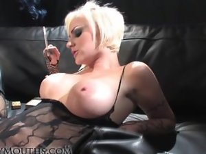 Emma Louise Smoking during Sex 2