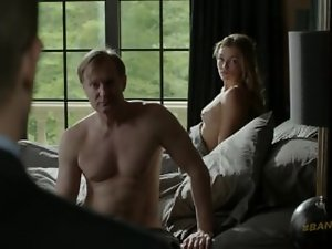 Lili Simmons Bare in Banshee s03e01