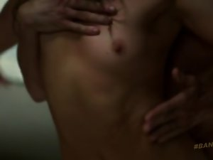 Ivana Milicevic Naked Sex Episode in Banshee s03e01